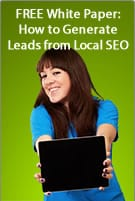 FREE White Paper: How to Generate Leads from SEO