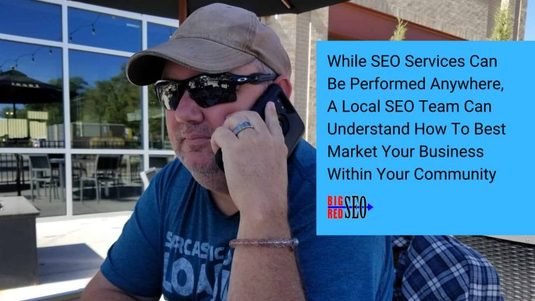 SEO Marketing Expert, Conor Treacy, Recommends A Local SEO Team