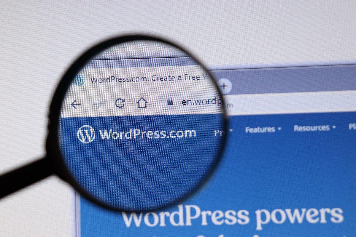 WordPress Web Design And Maintenance