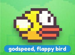 godspeed, flappy bird