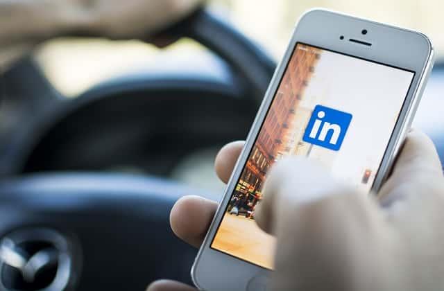 Business Blog with LinkedIn_Big Red SEO
