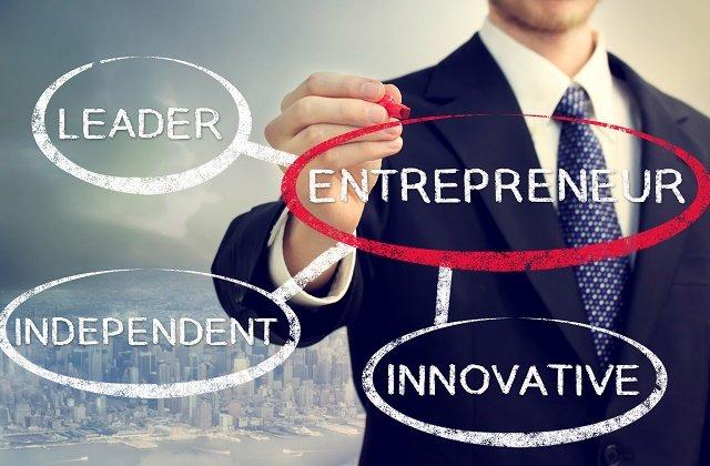 Website Business Entrepreneur