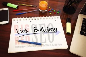 Link Building With Big Red SEO Omaha Web Design