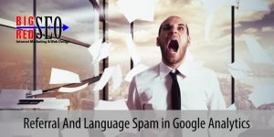 Referral and Language Spam in Google Analytics Reports Causing Problems
