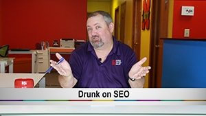 Getting Drunk on SEO