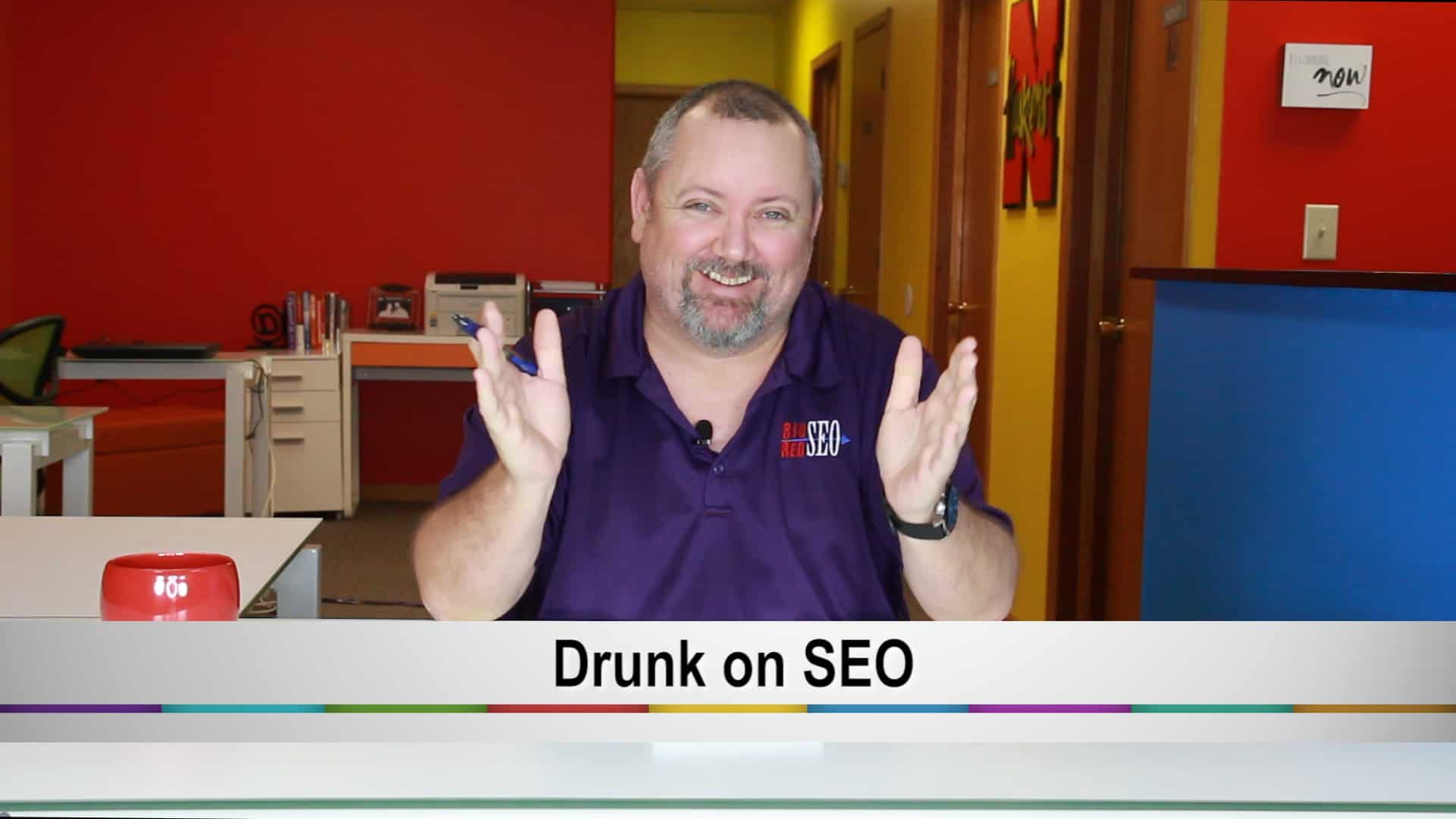 Drunk On SEO - The Comparison - Omaha SEO and Web Design - Big Red SEO