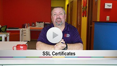 Click to Watch The Video - SSL Certificates, Security & Encryption