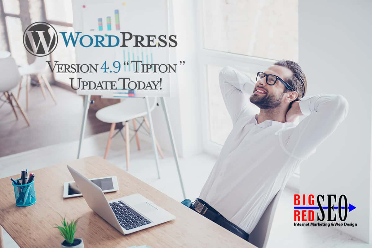 Upgrade to WordPress 4.9 Today!