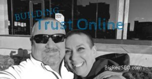 Building Trust Online With Omaha Website Design (Kim and Conor Big Red SEO)