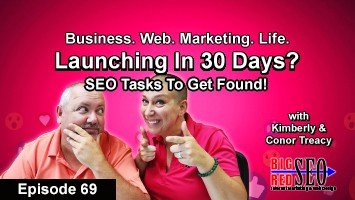 E:69 - 30 Days to Launch A Business - SEO Checklist