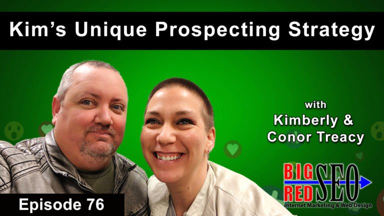 Facebook Live Episode 76: Kim's Unique Prospecting Strategy