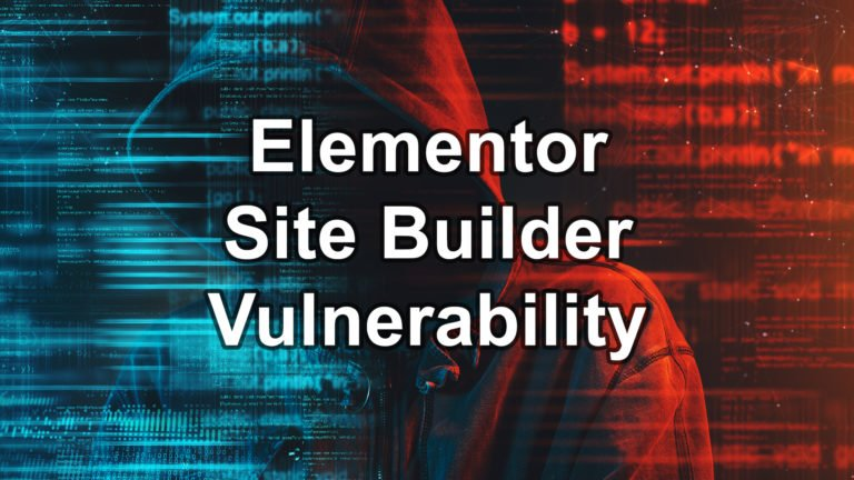 WordPress Elementor Plugin Exploit 2020