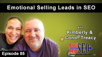 E85: Using Emotions in your Content and Sales Marketing