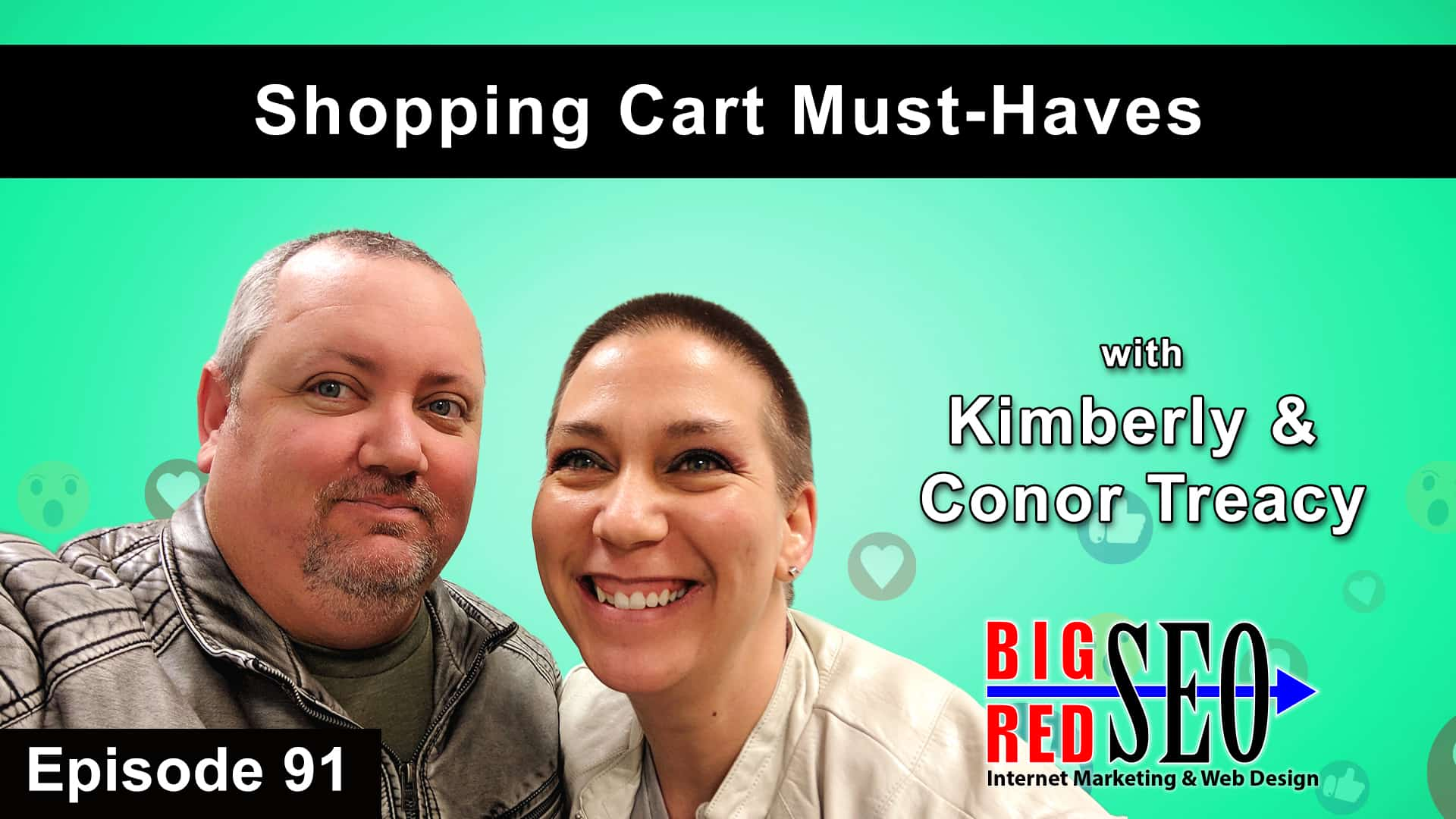 Shopping Cart Must-Have Items - Video Episode 91