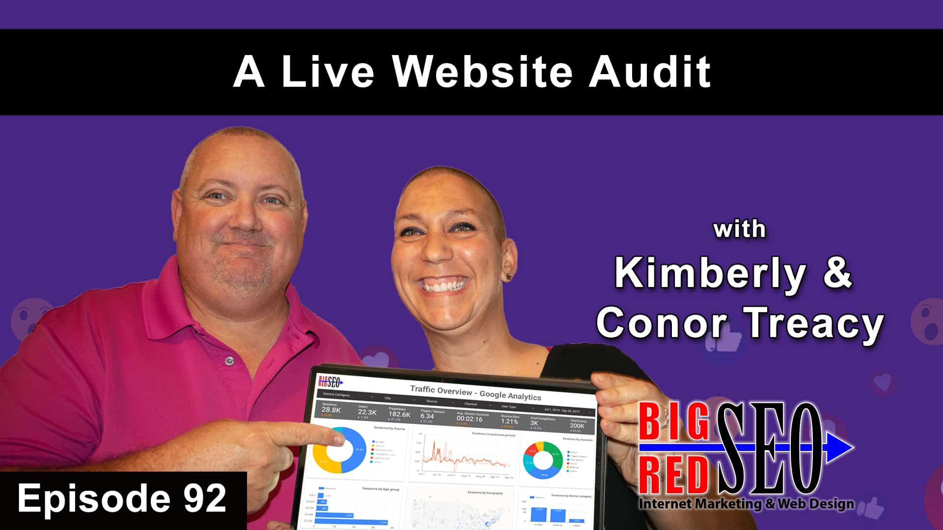 Free Website Audit - Video Walkthrough - Episode 92