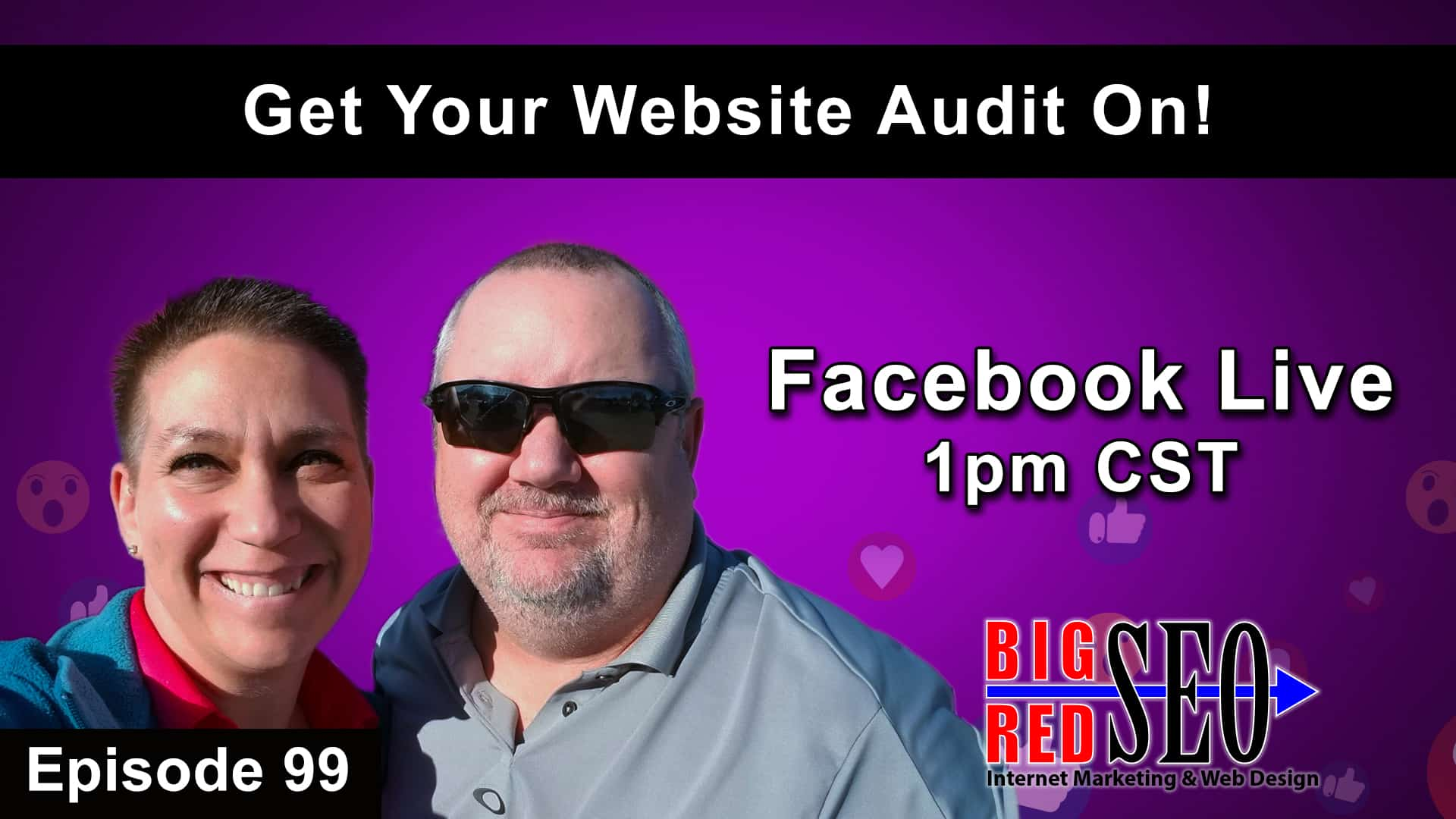 Episode 99 - Website Audits On The Fly