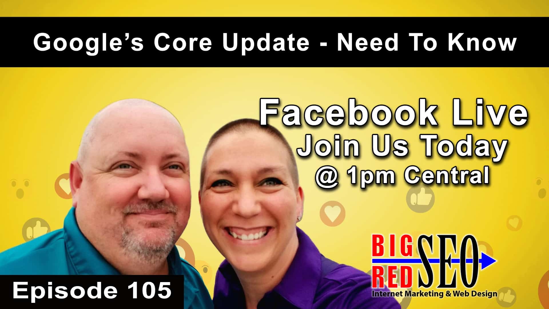 Google Core Update May 2020 - Facebook Live Episode 105