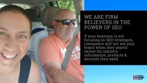 The power of SEO by Big Red SEO