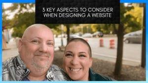 Kim and Conor Treacy offering Web Design Services
